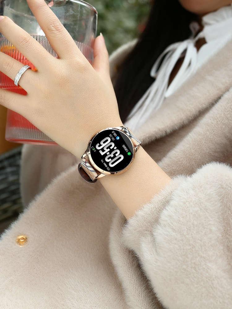 Смартный женский спортивный браслет многофункциональный Vivo Huawei General Ins Watter водонепроницаемый студент электронные часы