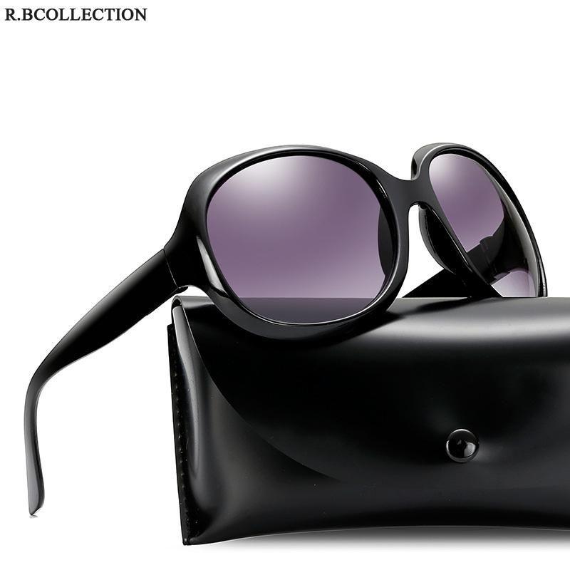 Mulheres Polarized Sunglasses Mulheres Marca Designer Oversized Sun Óculos De Sol Moda Senhoras Retro Luxo Mulheres Óculos de Sol UV400