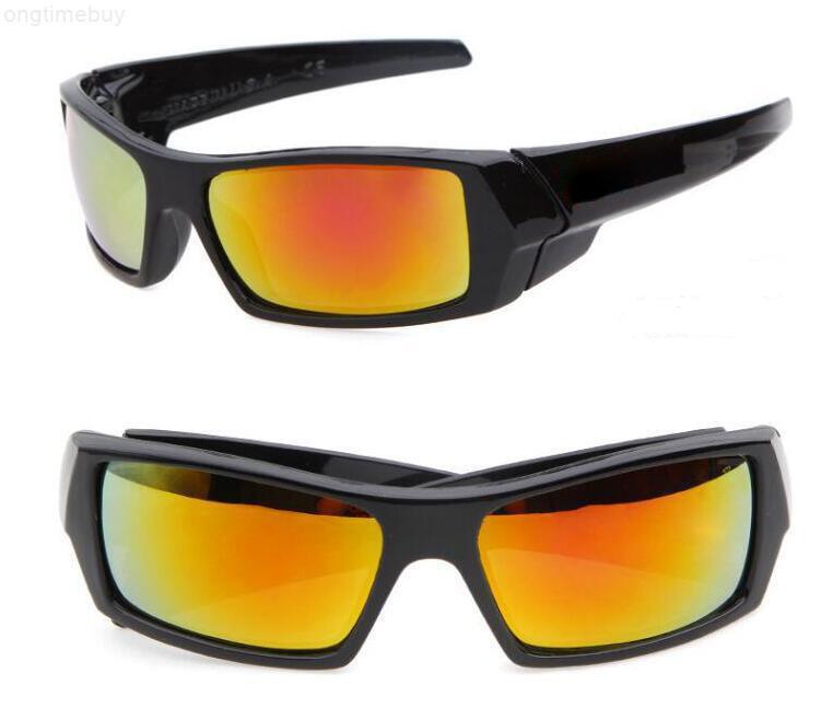 Stil Damengas Multi-Color für Neue Herrenmode Kann Sonnenbrille Outdoor Sport Sunbras Designer-Gläser