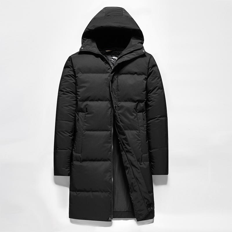 Rellenar la chaqueta de soplo ligero para el abrigo norte de los hombres de invierno Cuello del soporte de la cara de encargo al aire libre Ultralight DownwetsD9VR
