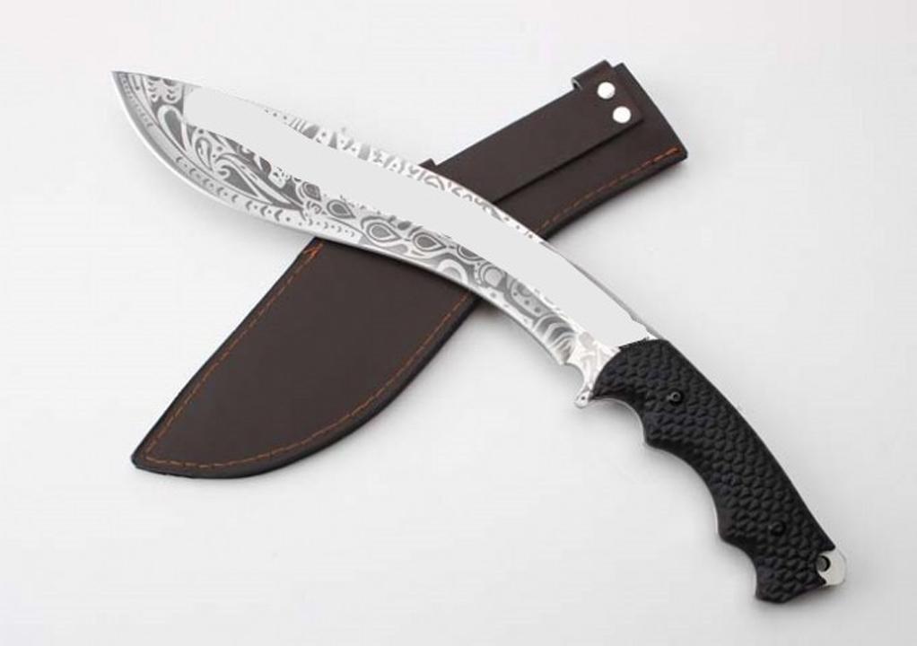 36 Nişancı Kamp Bıçağı Benchmade Bıçak Survival Açık Kesme Aracı
