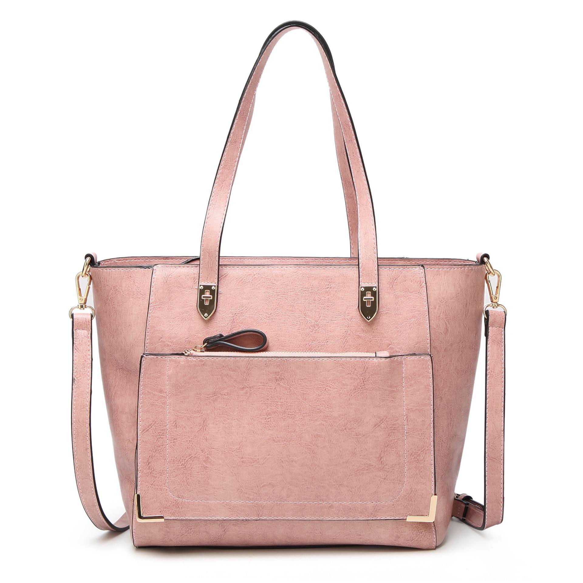 Damenstil Totes Moderne Handtasche Frauen Geldbörsen 2020 High Fashion PCs 2 Neue Set Composite Bags Designer Qualität Geldbörse WGFHF