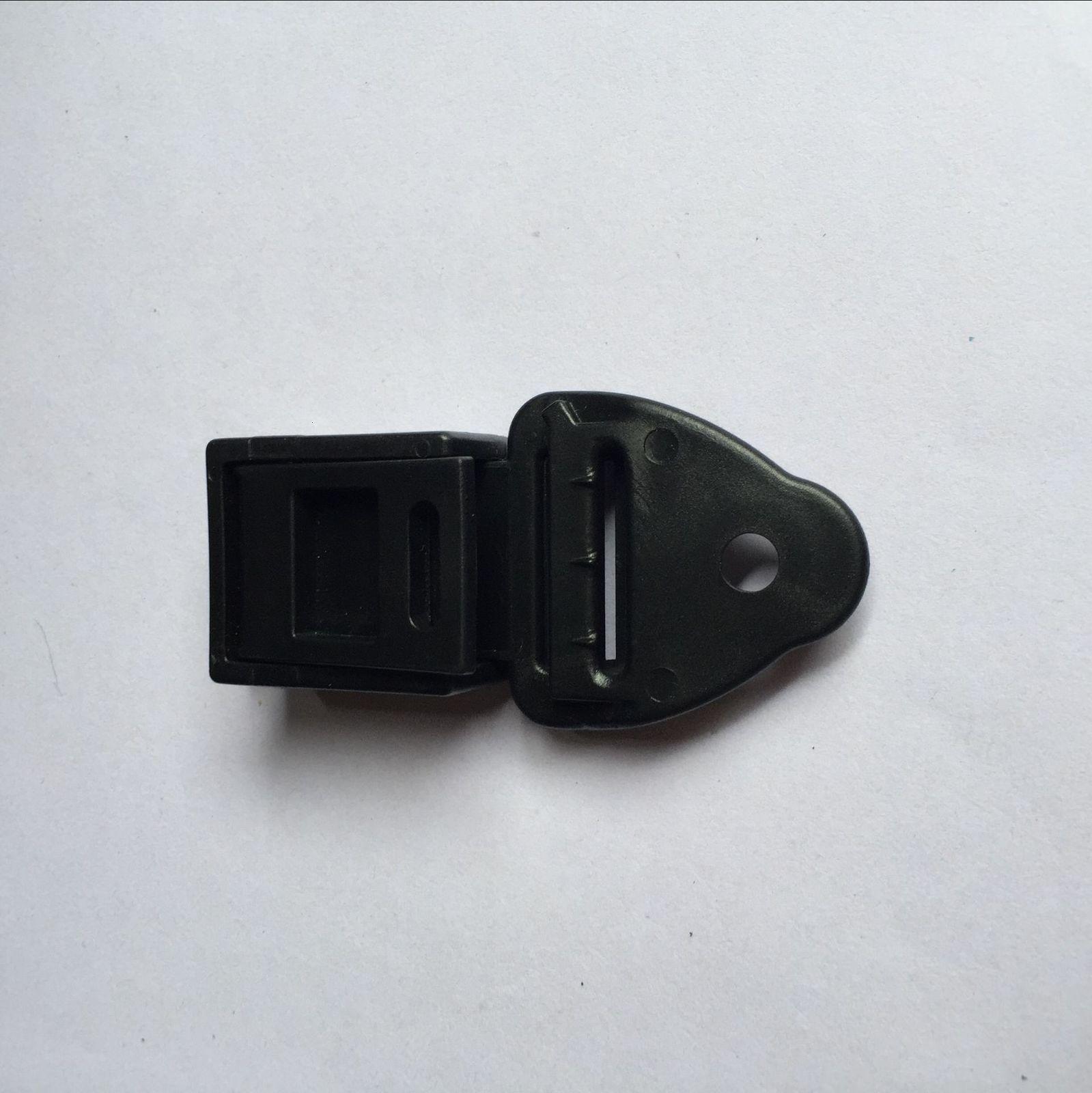 Nylon tático Único almofada de ombro mochila plástico fecho ambiental produtos ao ar livre fivela de ferro