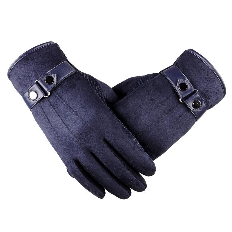 للجنسين الصوف قفازات الشتاء يندبروف قفازات لمس للطقس الذكي للطقس البارد للماء / Windproof EEA2210