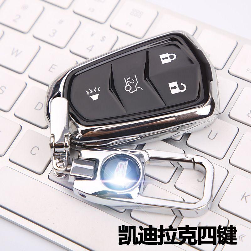 Cadillac XT5 Anahtar Durumda CT5 XTS ATSL CT6 SRX XT4 Araba Anahtarı Durumda CTS Toka Kılıfı