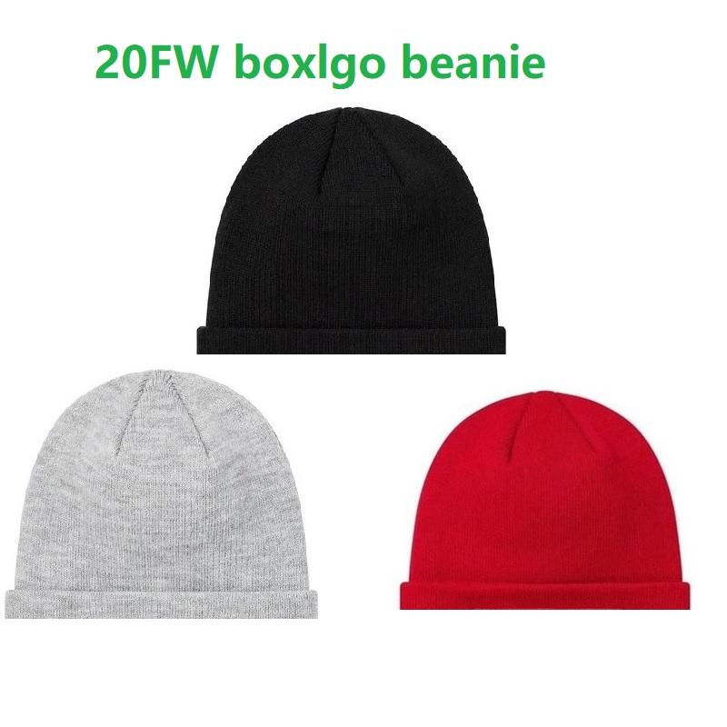 20fw noir rouge gris gris hiver tricoté skullcap skullcap adulte hip hip chapeau femmes hommes hommes acryliques bonnet de bonnet casque unisexe couleur solide garder au chaud