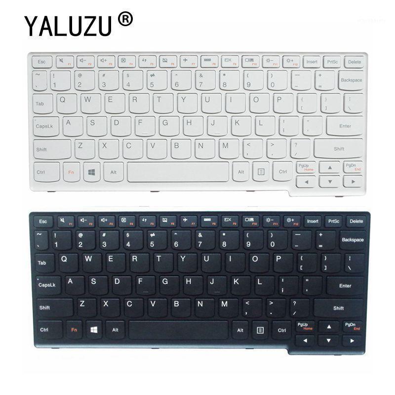 YALUZU Neue Tastatur für Lenovo IdeaPad Yoga 11s Yoga11S-IFI YOGA11S-ITH FLEX10G S210 S210G S210T S215 S215T Englische Tastatur US1