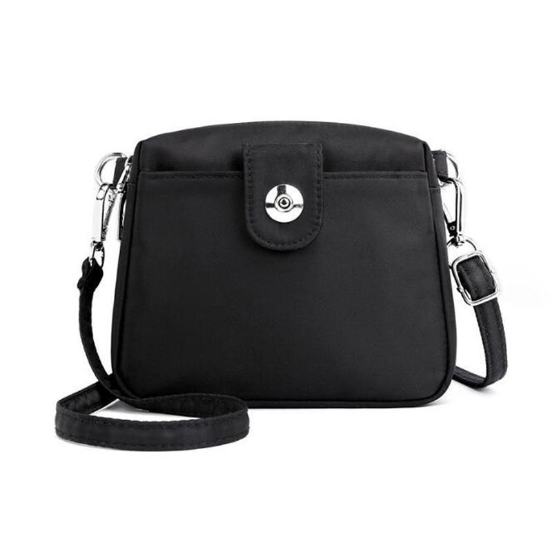 Женская мода новые девушки большая сумка мода водонепроницаемая плечо скрещивание нейлоновые сумки женские сумки сумки пакет GQTXA