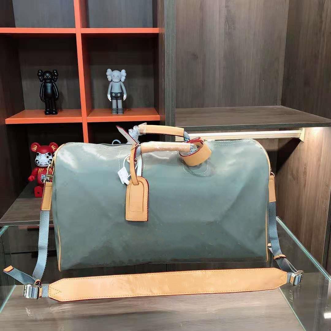 Bolsa de viaje láser, aeropuerto alto y materiales. Diseñado 47 cm Tamaño: la calidad del diseñador de la bolsa hecha son bolso por MRKME