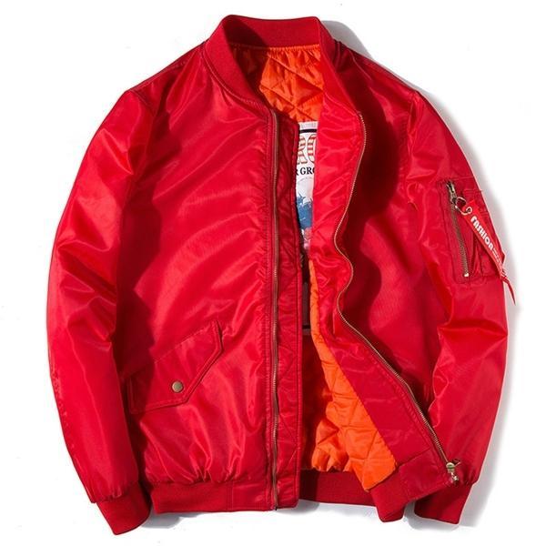 새로운 남성 여성 겨울 두꺼운 따뜻한 폭격기 재킷 군대 군대 솔리드 파일럿 야구 패션 캐주얼 청소년 커플 코트 W1227