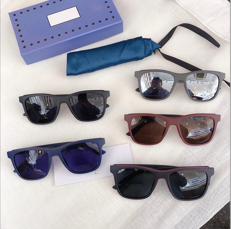 2021 Nuovo Top Quality 3306 Uomini da sole da uomo Occhiali da sole Occhiali da sole Donne Temperament Occhiali da sole Stile di moda Protegge gli occhi con scatola