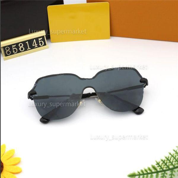2021 Designers Sunglasses Luxo Óculos de sol elegante Moda de alta qualidade Polarizada para Mens Womens Vidro UV400 Frete Grátis AA7