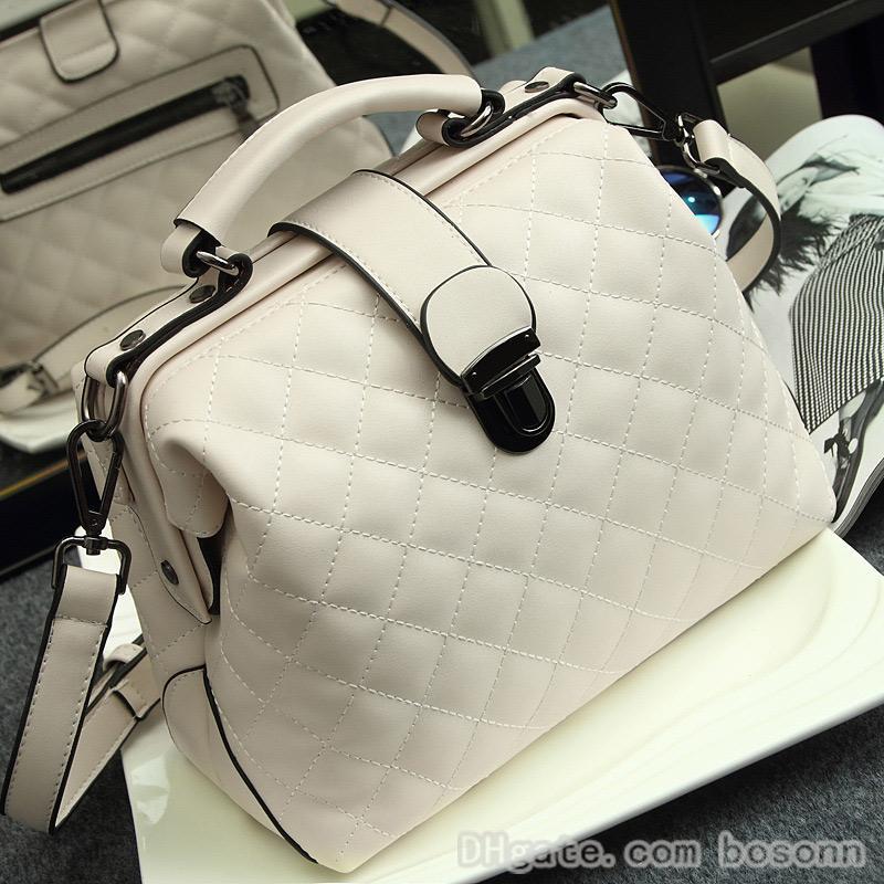 Borse a tracolla stile Doctor Designer Borse Designer Borse Top Maniglia a tracolla Borse da crossbody Ladies Borse Satchel Bag