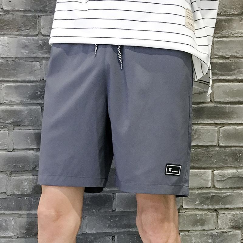 Fashion Shorts Homens Quality Bottoms Cintura Elástica Marca de Marca Castanhas Casuais Beach Courts Juntos Homme Pantalones Cortos Hombres 81