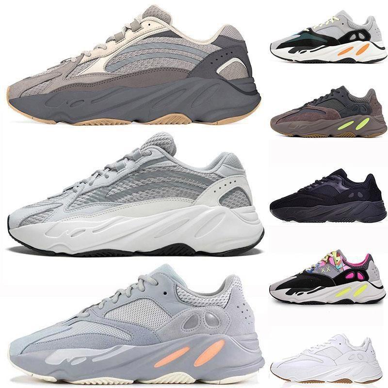 Mauve Schuhe Herren Beste Quality Wave Runner Kanye West Designer Sneakers Fashion Luxury Herren Damen Designer Günstige Schuhe