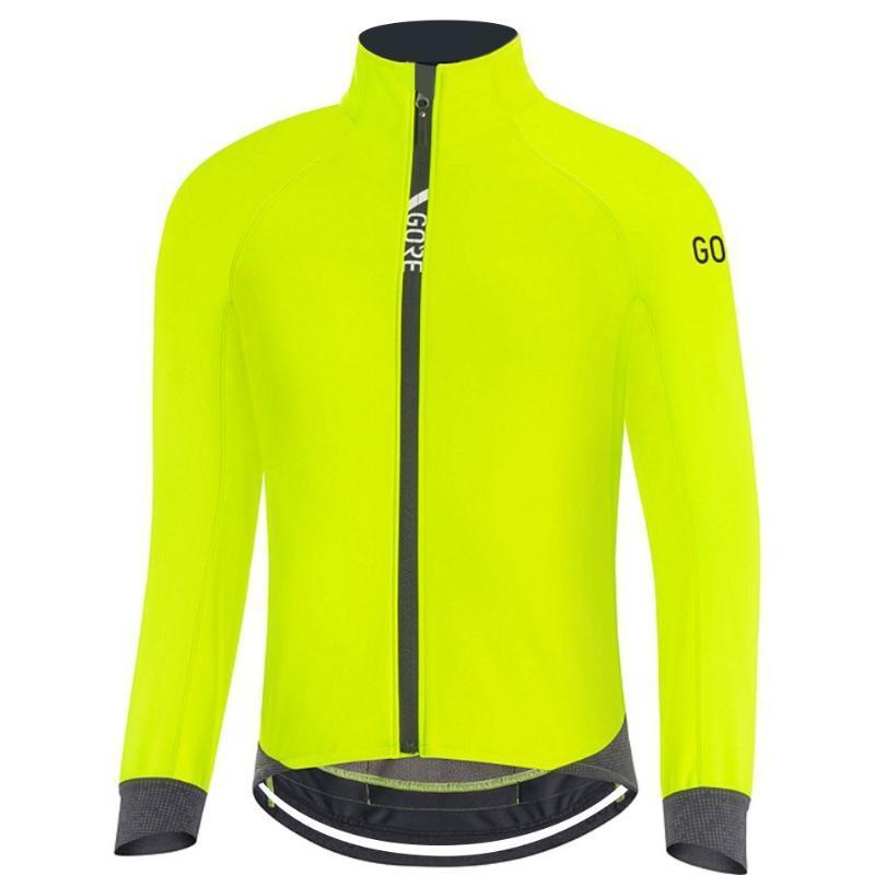 GORE 2020 задействуя Джерси для зимы ватка и ветрозащитные Открытой теплого MTB одежда людей дорожного велосипед одежды Gore