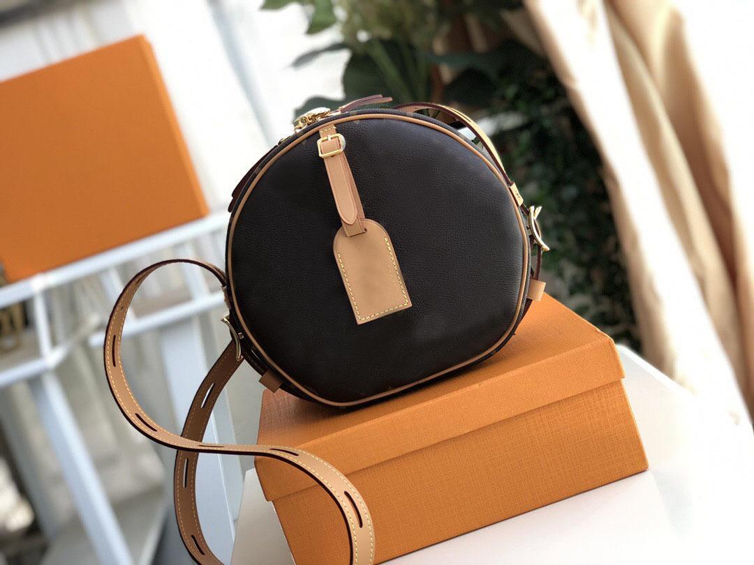Handbag EVENING Classic CHAPEAU CLUTCHES Shoulder Crossbody BOITE Monograms Fashion Bags SOUPLE Lady M52294 Rftvt