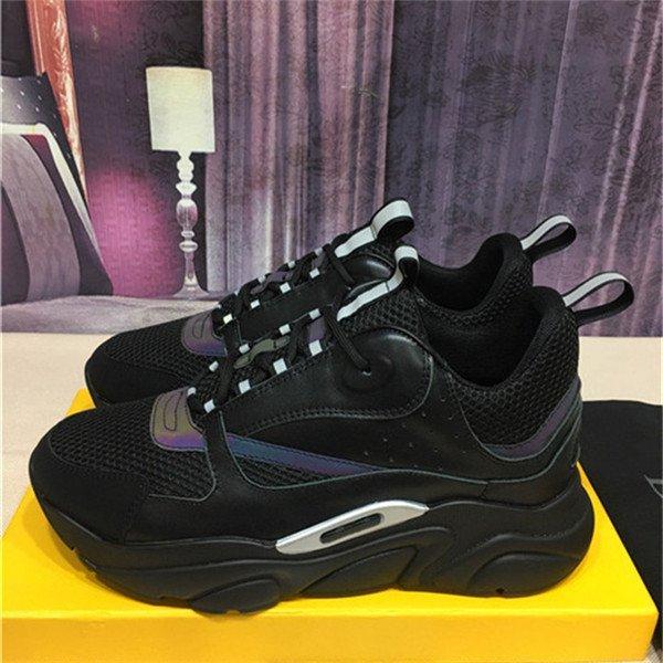 Yeni erkek Homme Renk-Blok Deri Dikiş Örgü Kravat Açık Spor Ve Boş Zaman Orta Yaşlı Ve Yaşlı Deri Ayakkabı Boyutu 36-45
