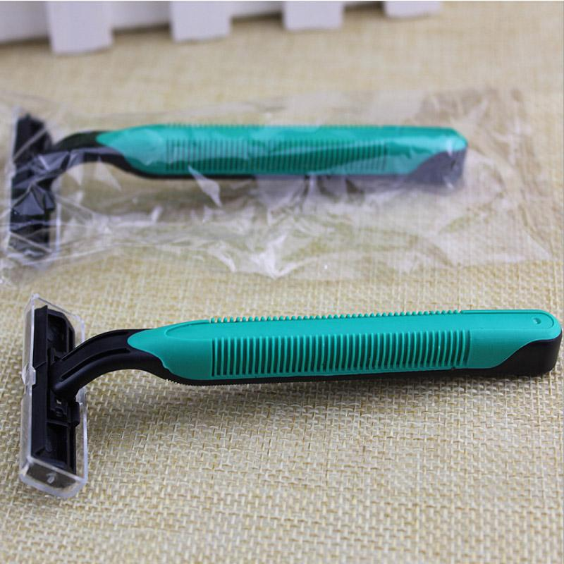 Disposable Razors Portable Travelling For Man Razors Single Use Shaver Disposable Razor For Hotel Bathing Place