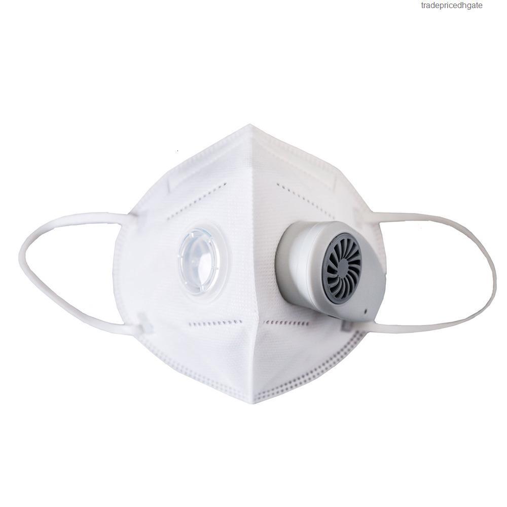 Лицо зима чистый воздух рта repinklax аккумуляторная загрязнение анти пыль спортивное дыхание углерода велосипедная маска PM2,5 фильтры 2Y34P