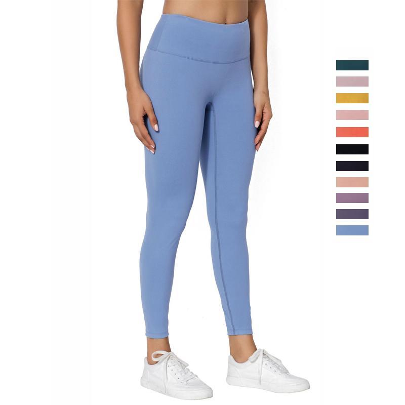 Strumpfhosen Yoga Frauen Turnhalle Tasche Leggings Schwarz Push Up Sport Laufende Fitnesshose