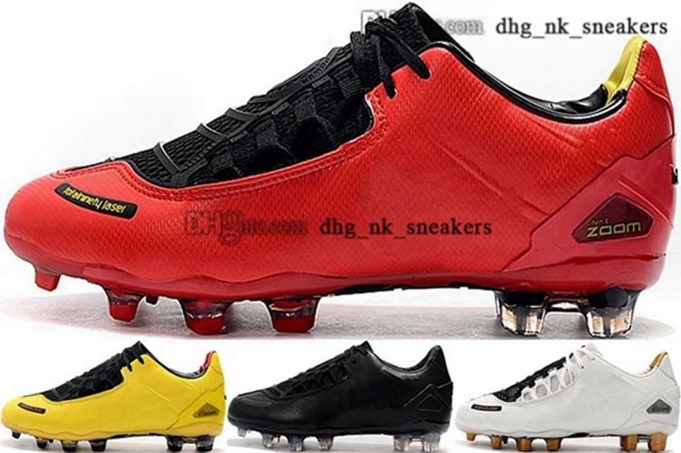 AG EUR 총 90 레이저 FG 화이트 chuteiras 드 Futebol 46 Botines 12 38 남성 여성 남성 신발 축구 축구 크기 US Crampons de