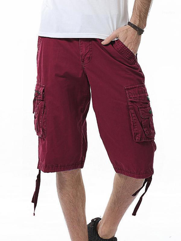 Summer New Products Plus-Sized Menswear Workwear Shorts Bermuda Beach Men'S Casual Shorts-401