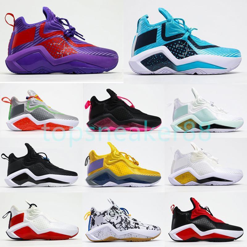 2021 Новая мода высококачественный черный белый красный серый оранжевый мужской баскетбол обувь теннис кроссовки 40-46