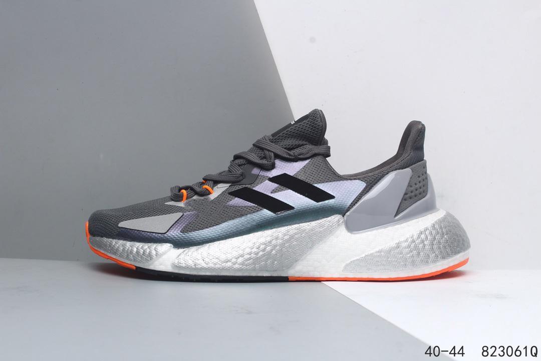 La plus haute qualité 2020 Dernières créateurs X9000L4 C4 hommes chaussures femmes Chaussures sport Mocassins martin plate-forme en cours wshie noir 36-45 noir