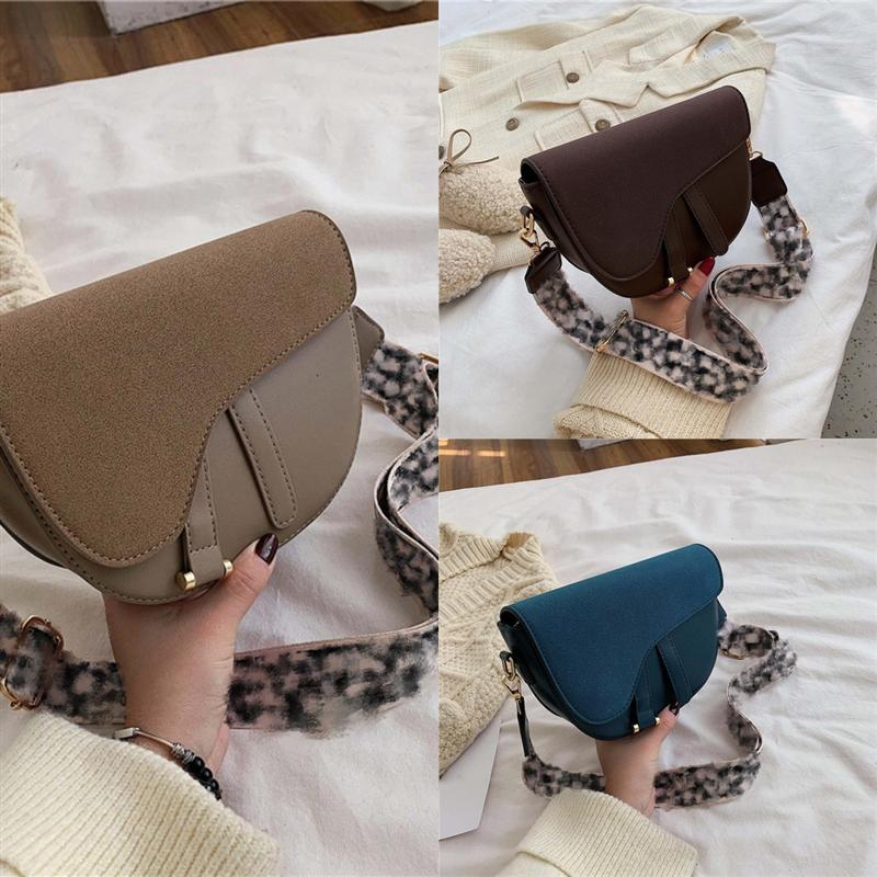 Кожаная сумочка сумка 3JDXO сумка простой Crossbody классическая сумка сумки коричневые высокие ретро дизайнеры качество путешествий для мешков роскошь RJHLH
