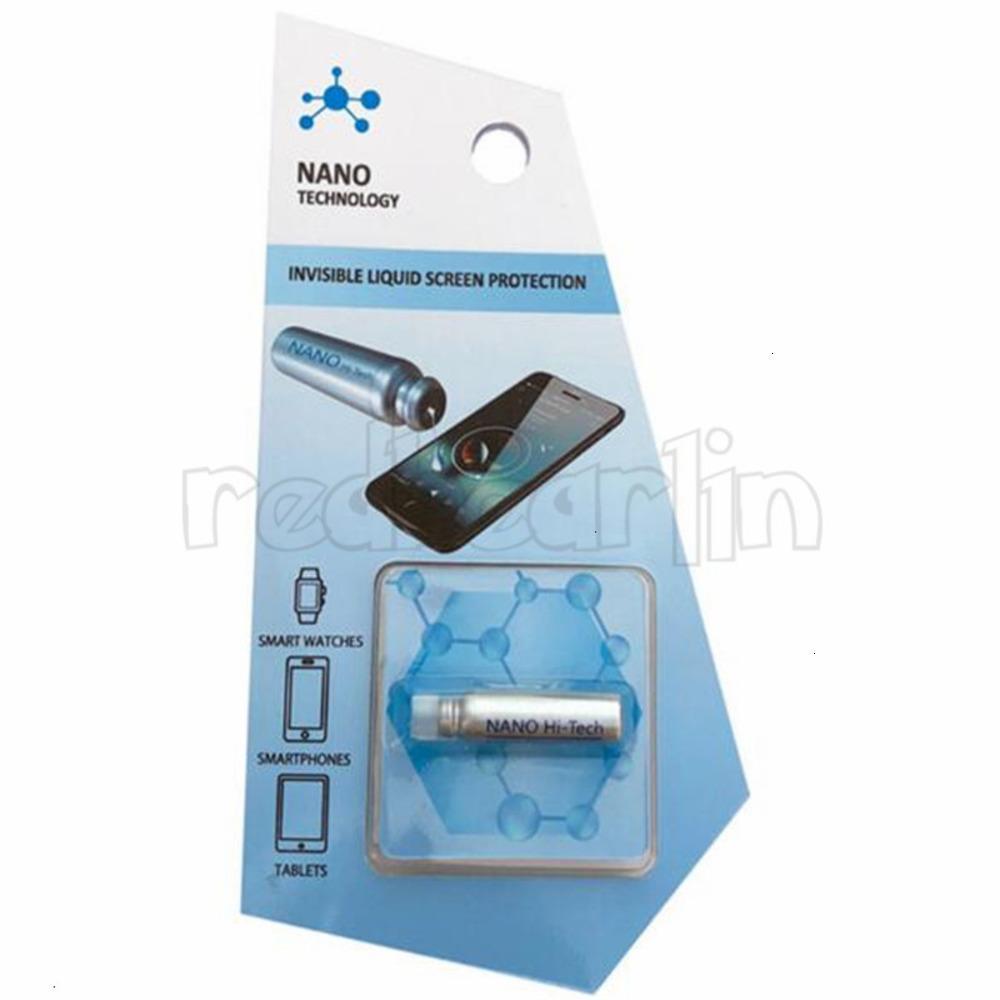 Oz53Curved 1ML Protecteur 1ML Liquide Nano 3D Technology ESSION Film de verre trempé anti-rayures pour téléphone 12 11 PRO X 7 8 SA
