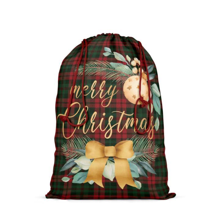 أحدث 64x48cm الحجم، العديد من الأساليب، أكياس هدايا عيد الميلاد، زينة عيد الميلاد، أكياس الحلوى، جيوب البياضات الرباط، شحن مجاني
