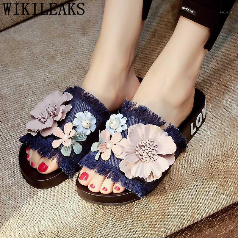 summer beach slippers women ladies slides fashion flat ladies slippers and sandals womens outdoor buty damskie1