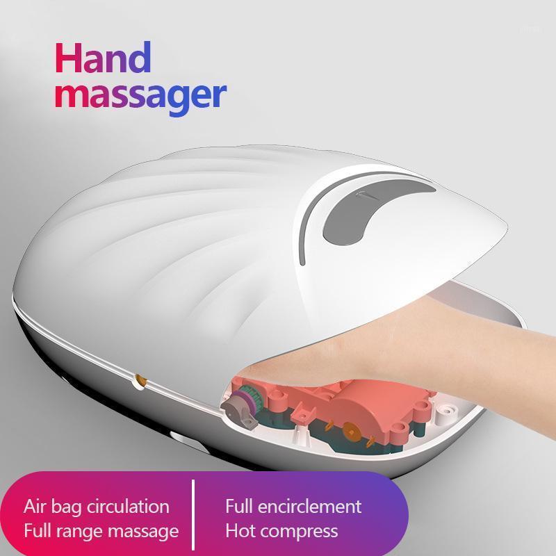 Protecteur de la main Massager Thermothérapie Thérapie de beauté Matériel Physiothérapie Massage Massage Soins des mains Relax Outils Doigt Spa1