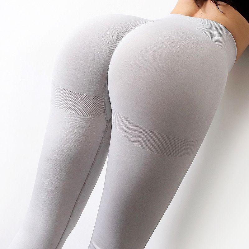 Donne Lady Activewear Seamless Legging Donne Leggings Fitness Leggings per le donne Jeggings Abbigliamento Sportswear Femme Elevato Leggings Esercizio Y200328