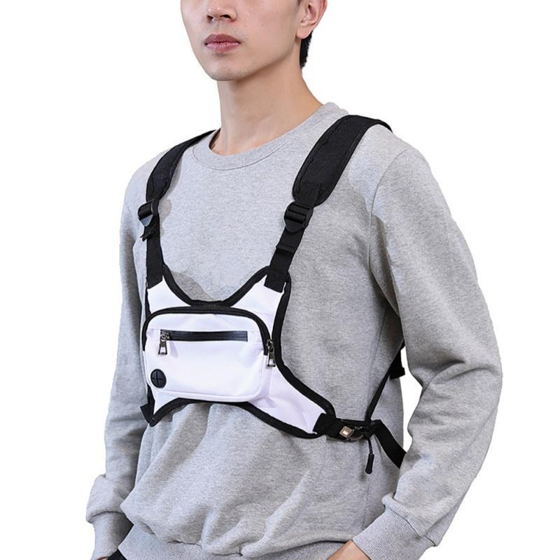 Pack Bags Bag Sports Reflective Women Chest Rig Men Outdoor Harness For Utility Light Bag Chest Pahlx
