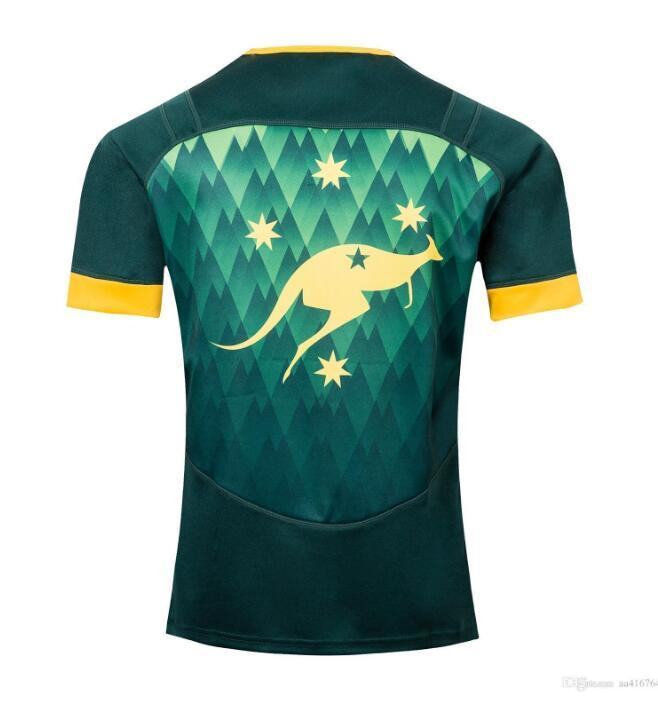 NUEVO 2018 2019 2020 Australia Rugby Jerseys National Team Rugby League Jersey 19 20 Camisetas