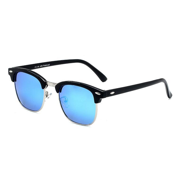 Atacado Óculos2020 Novos Óculos De Aparação De Óculos Frameless Sunglasses Feminino Personalidade Sunglasses Moda Polygon Ocean Ocean Ocean Sunglasses