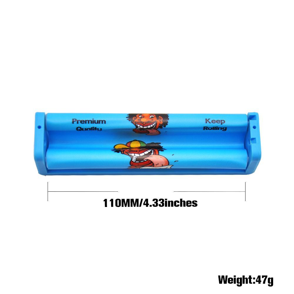 Honeypuff Premium Plastic Tobacco Máquina de rodamiento de cigarrillos para papel de 110 mm Portátil Portátil Rodillo Cigarrillo Cigarrillo Venta al por mayor