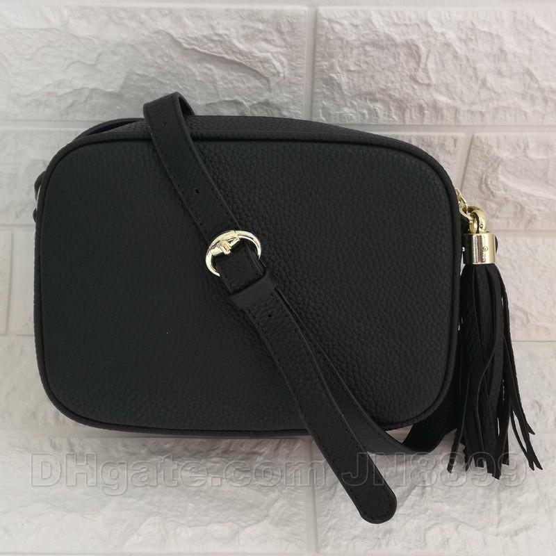 뜨거운 판매 최고 품질 핸드백 지갑 핸드백 여성 핸드백 가방 크로스 바디 Soho 가방 디스코 어깨 가방 프라이딩 메신저 가방 지갑 22cm