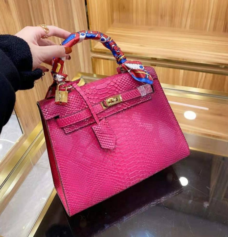 Серпантинные высококлассные женские женские кожаные дизайнеры сумки плеча роскошь дизайнеры 2-й H сумки сумки поколения сумки женские сумки DDTO PU PWLF