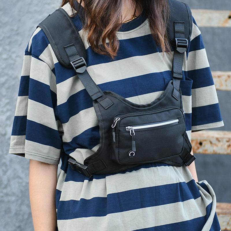 3Dvv QULITY Pack Fanny Cuir pour femme Sac de taille Sac de ceinture Packs Téléphone de la poitrine Fashion Filles BUM Poitrine Bandbody Ceinture Porte-monnaie