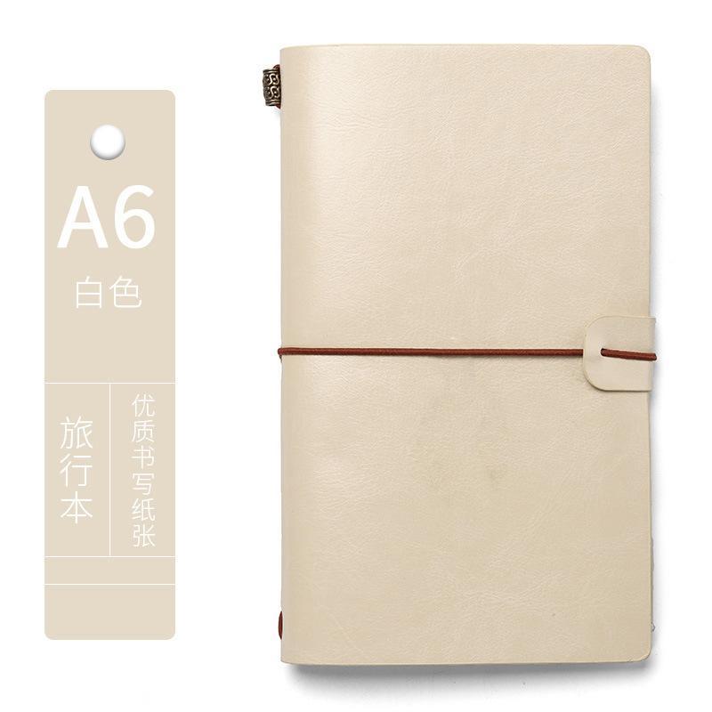 Notebook del produttore Custom A6 Paperback Custom Hardcover Business Imitazione in pelle notebook set taccuino
