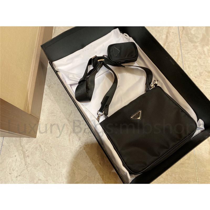 2021 Best Designer Luxus Umhängetaschen Hohe Qualität Nylon Handtaschen Bestseller Brieftasche Frauen Taschen Männer Crossbody Bag Hobo Geldbörsen Satchels Tasche
