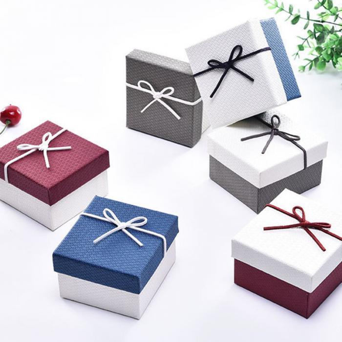 새로운 선물 시계 팔찌 상자 포장 보석 내구성 팔찌 Bowknot 보관 케이스 패션 시계 상자를 dropshipping 포장