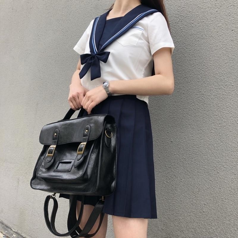 Korean vintage Women Backpacks preppy style student backpack multifunctional female shoulder school bag ladies Totes Q1113
