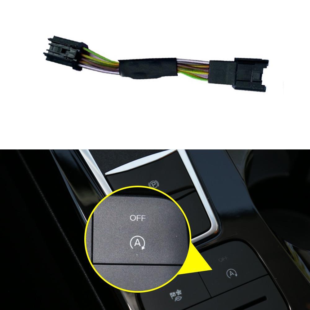 Per Ford Escape Kuga G4 2020-2021 Car Automatic Stop Avvio del sistema motore spento Smart Device arresto Intelligent Sensor Plug Cancellare