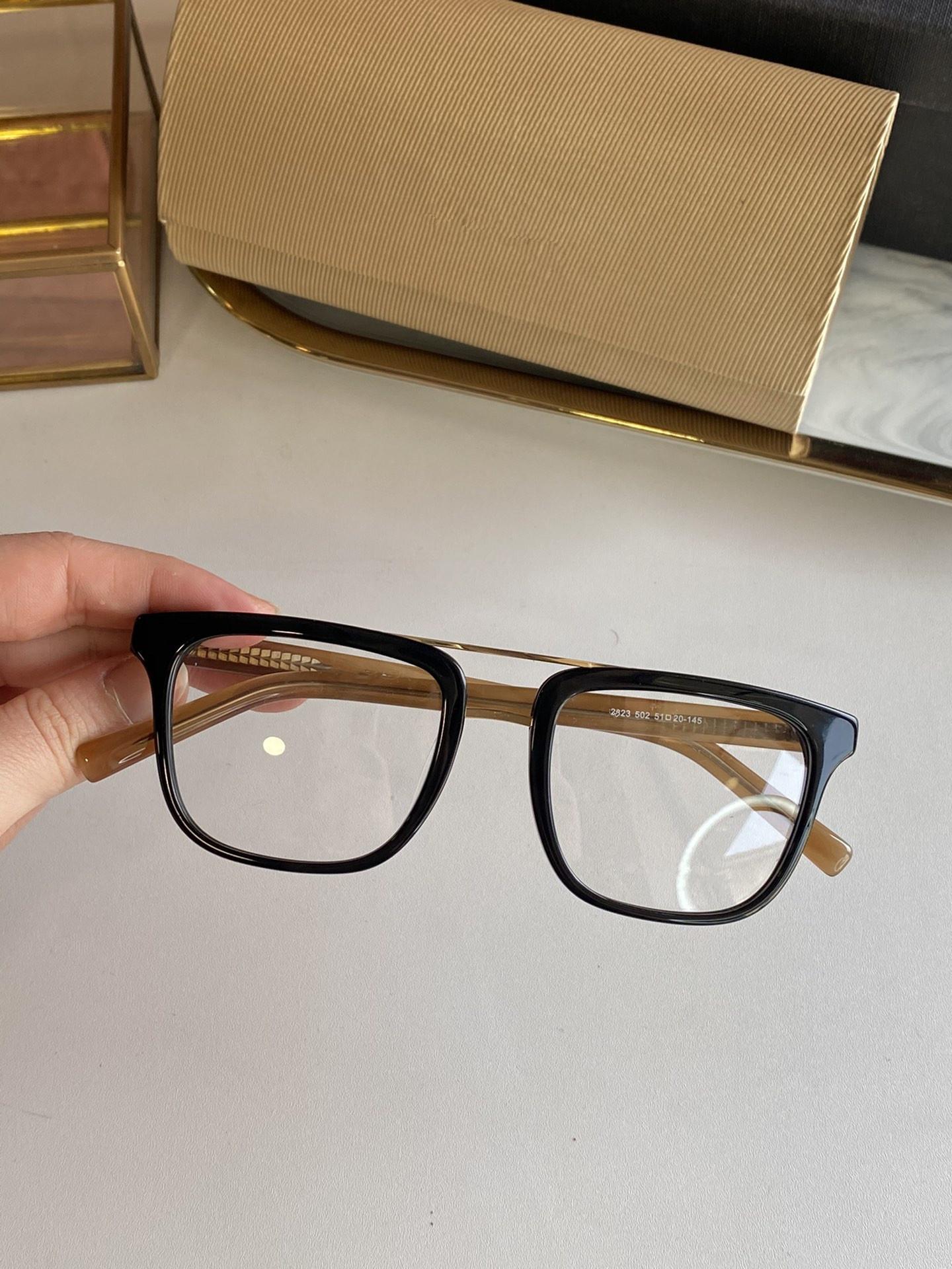 2021 جديد الراقية المواد 3323 نظارات قصر النظر إطار الأزياء مزاجه مطابقة الذكور والإناث eyeslasses حجم 51-20-145