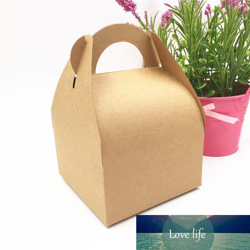 Festivales de caja Presenta caja de papel de paquete de regalo con poco