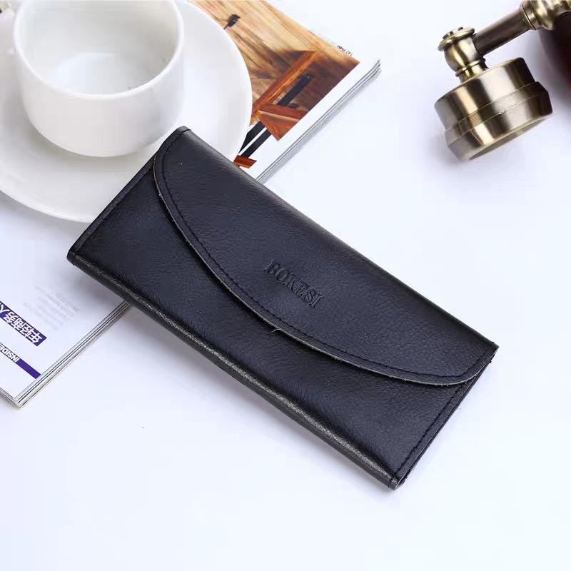 الجملة الكلاسيكية القياسية المحفظة أزياء جلدية طويلة محفظة moneybag سستة الحقيبة متعدد الألوان عملة جيب تاريخ رمز ملاحظة مقصورة مخلب